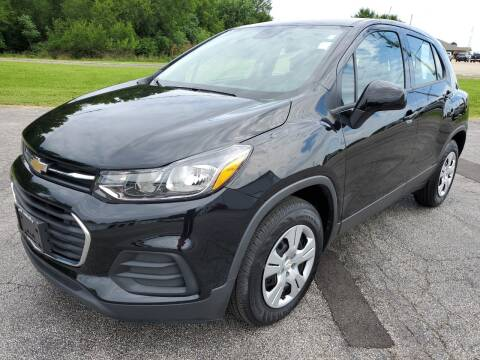 2017 Chevrolet Trax for sale at Art Hossler Auto Plaza Inc - Used Inventory in Canton IL