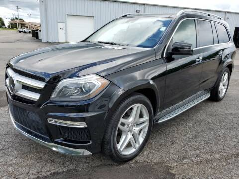 2015 Mercedes-Benz GL-Class for sale at Art Hossler Auto Plaza Inc - Used Inventory in Canton IL