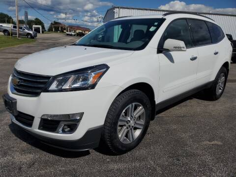 2017 Chevrolet Traverse for sale at Art Hossler Auto Plaza Inc - Used Inventory in Canton IL