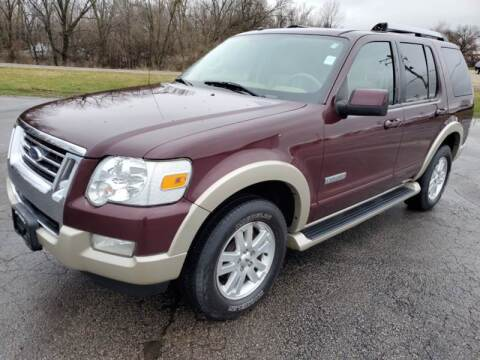 2007 Ford Explorer for sale at Art Hossler Auto Plaza Inc - Used Inventory in Canton IL
