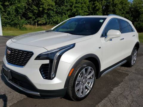 2020 Cadillac XT4 for sale at Art Hossler Auto Plaza Inc - New GM in Canton IL