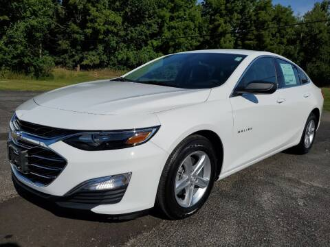 2020 Chevrolet Malibu for sale at Art Hossler Auto Plaza Inc - New GM in Canton IL