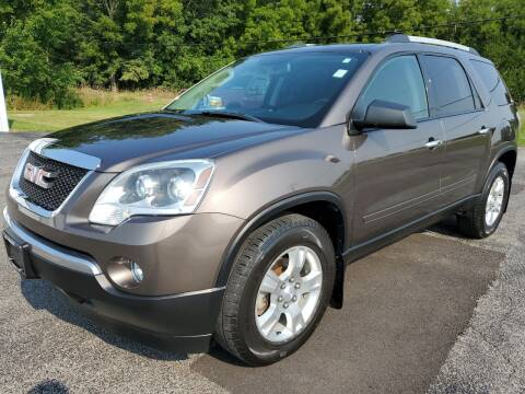 2011 GMC Acadia for sale at Art Hossler Auto Plaza Inc - Used Inventory in Canton IL
