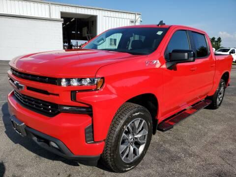 2020 Chevrolet Silverado 1500 for sale at Art Hossler Auto Plaza Inc - New GM in Canton IL