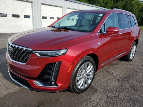 2020 Cadillac XT6 for sale at Art Hossler Auto Plaza Inc - New GM in Canton IL