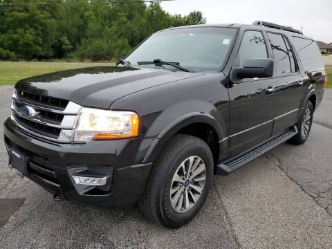 2015 Ford Expedition EL for sale at Art Hossler Auto Plaza Inc - Used Inventory in Canton IL