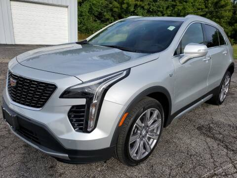 2021 Cadillac XT4 for sale at Art Hossler Auto Plaza Inc - New GM in Canton IL