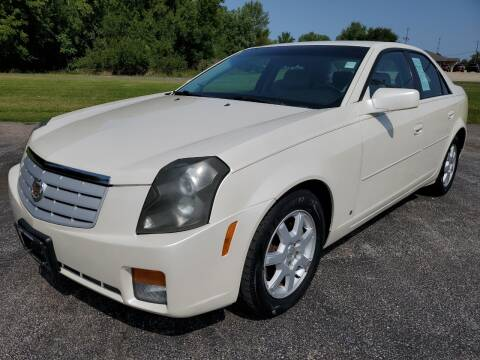 2007 Cadillac CTS for sale at Art Hossler Auto Plaza Inc - Used Inventory in Canton IL