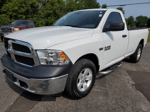 2017 RAM Ram Pickup 1500 for sale at Art Hossler Auto Plaza Inc - Used Inventory in Canton IL