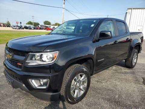 2018 Chevrolet Colorado for sale at Art Hossler Auto Plaza Inc - Used Inventory in Canton IL
