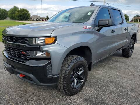 2020 Chevrolet Silverado 1500 for sale at Art Hossler Auto Plaza Inc - New GM in Canton IL