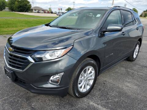 2020 Chevrolet Equinox for sale at Art Hossler Auto Plaza Inc - New GM in Canton IL