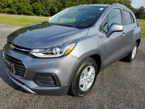 2020 Chevrolet Trax for sale at Art Hossler Auto Plaza Inc - New GM in Canton IL
