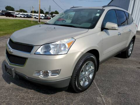 2011 Chevrolet Traverse for sale at Art Hossler Auto Plaza Inc - Used Inventory in Canton IL