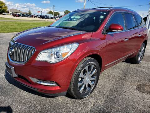 2017 Buick Enclave for sale at Art Hossler Auto Plaza Inc - Used Inventory in Canton IL