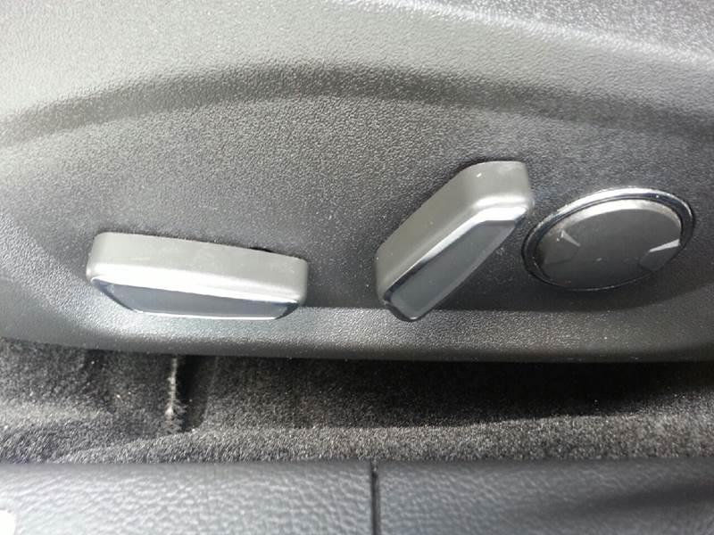 2016 Ford Fusion Titanium 4dr Sedan - Canton IL