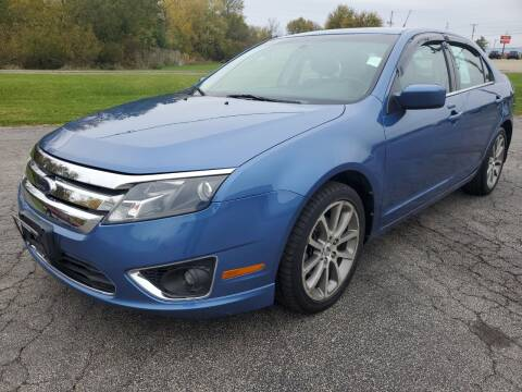 2010 Ford Fusion for sale at Art Hossler Auto Plaza Inc - Used Inventory in Canton IL