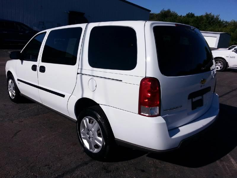 2008 Chevrolet Uplander LS 4dr Extended Mini-Van - Canton IL