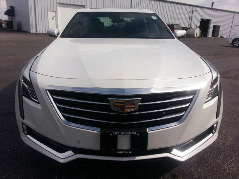 2017 Cadillac CT6 AWD 3.6L Premium Luxury 4dr Sedan - Canton IL