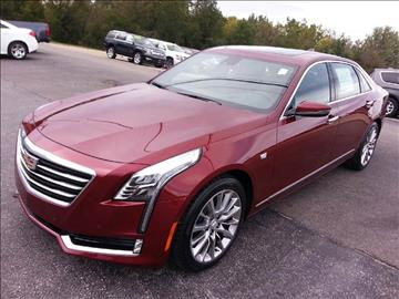 2017 Cadillac CT6 for sale in Canton, IL