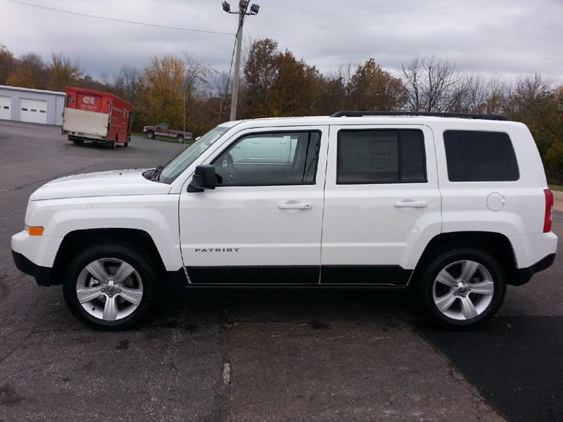 2017 Jeep Patriot Latitude 4dr SUV - Canton IL