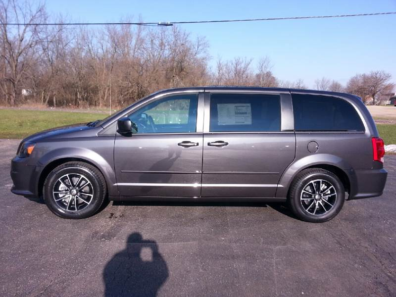 2017 Dodge Grand Caravan SXT 4dr Mini-Van - Canton IL