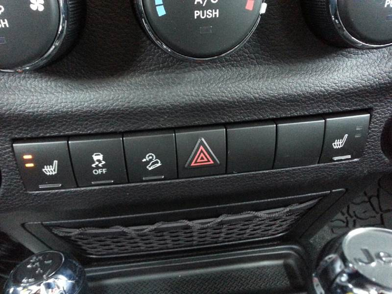 2017 Jeep Wrangler Unlimited 4x4 Sport 4dr SUV - Canton IL