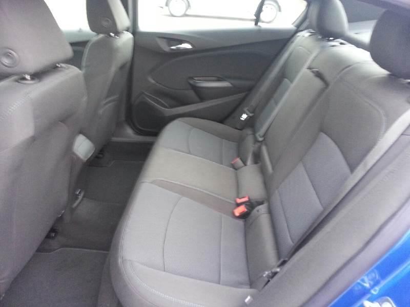 2017 Chevrolet Cruze LT Auto 4dr Sedan w/1SD - Canton IL