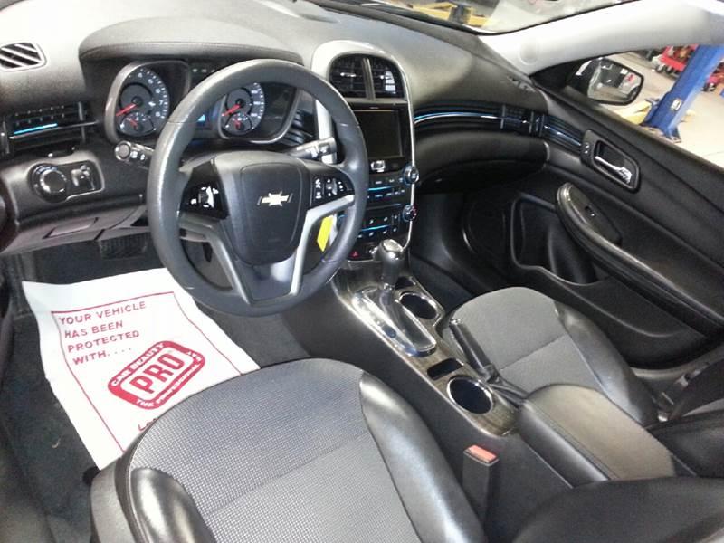 2016 Chevrolet Malibu Limited LT 4dr Sedan - Canton IL