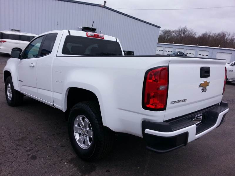 2017 Chevrolet Colorado 4x2 Work Truck 4dr Extended Cab 6 ft. LB - Canton IL