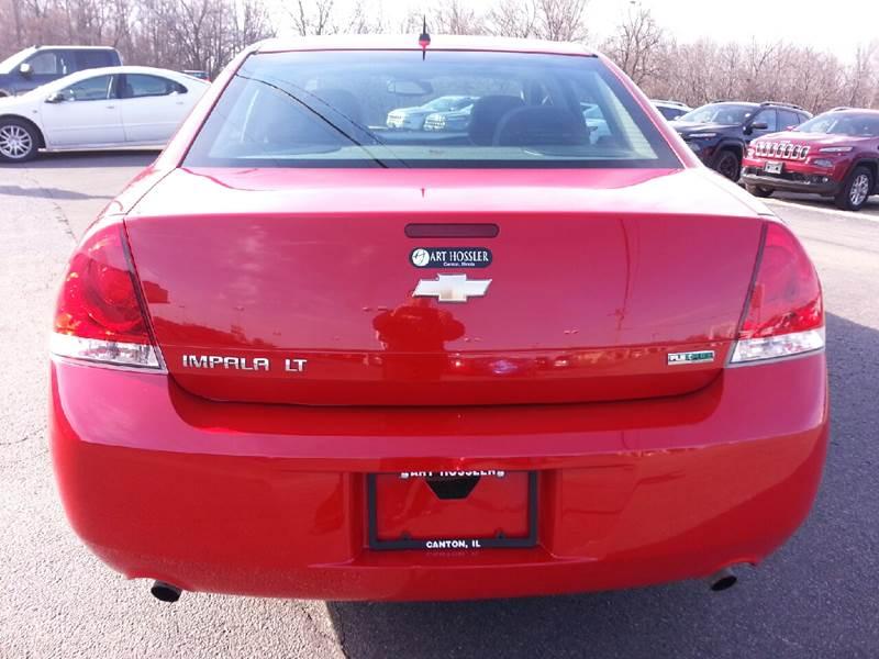 2013 Chevrolet Impala LT Fleet 4dr Sedan - Canton IL
