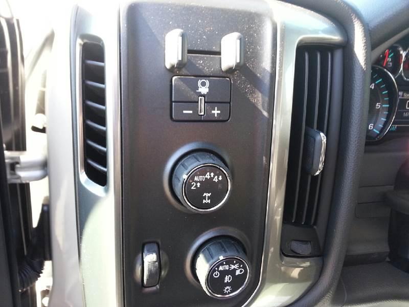 2017 Chevrolet Silverado 1500 4x4 LT 4dr Crew Cab 5.8 ft. SB w/Z71 - Canton IL