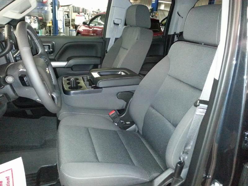 2017 Chevrolet Silverado 1500 4x4 LT 4dr Double Cab 6.5 ft. SB - Canton IL