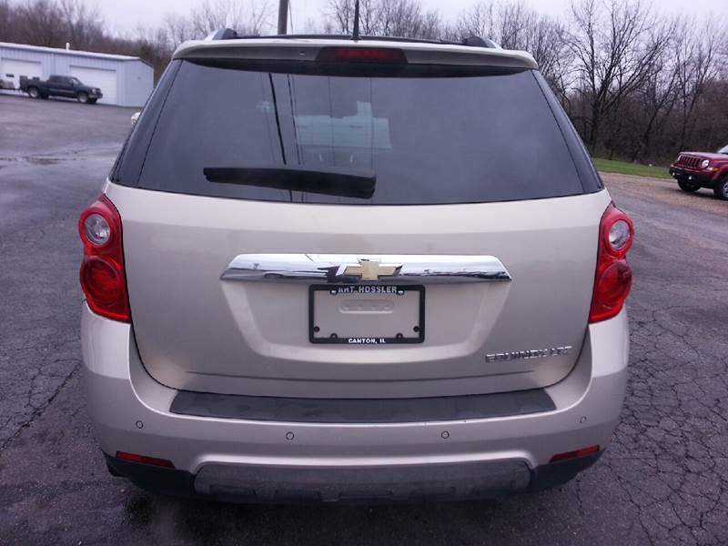 2012 Chevrolet Equinox LTZ 4dr SUV - Canton IL