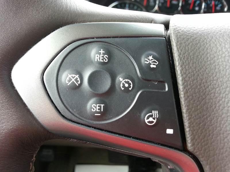 2015 Chevrolet Suburban 4x4 LTZ 1500 4dr SUV - Canton IL
