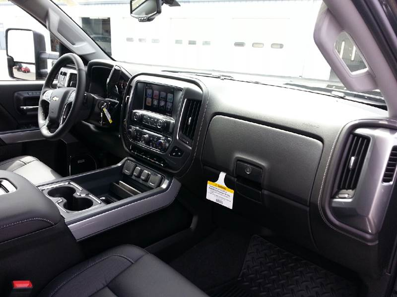 2017 Chevrolet Silverado 2500HD 4x4 LTZ 4dr Crew Cab SB - Canton IL