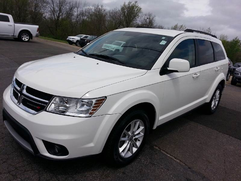 2013 Dodge Journey SXT 4dr SUV - Canton IL