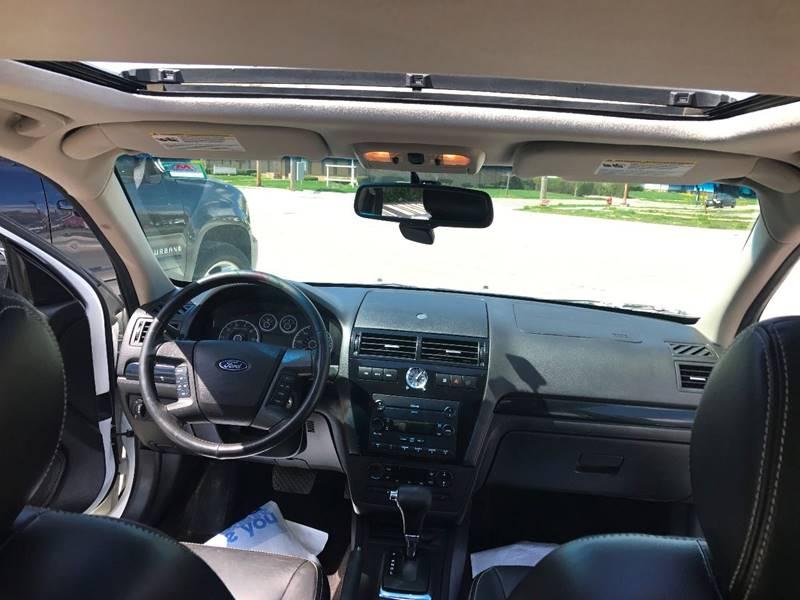 2009 Ford Fusion SE 4dr Sedan - Detroit MI