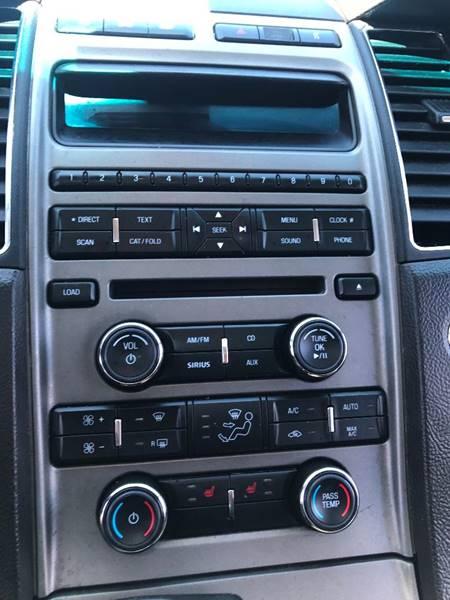 2010 Ford Taurus SEL 4dr Sedan - Detroit MI