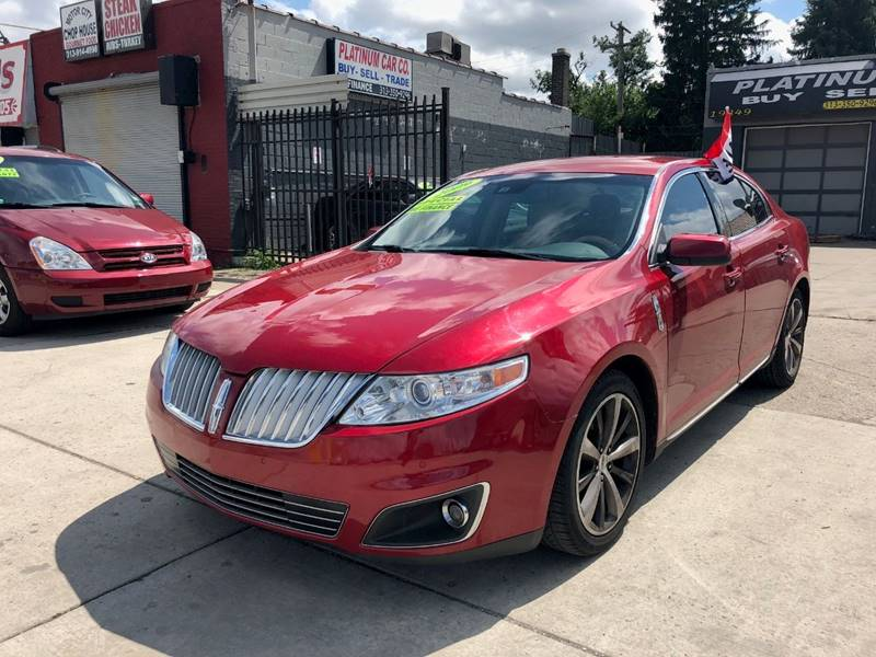 2009 Lincoln Mks In Detroit Mi Platinum Car Company