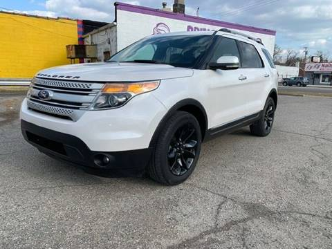 2011 Ford Explorer for sale in Detroit, MI