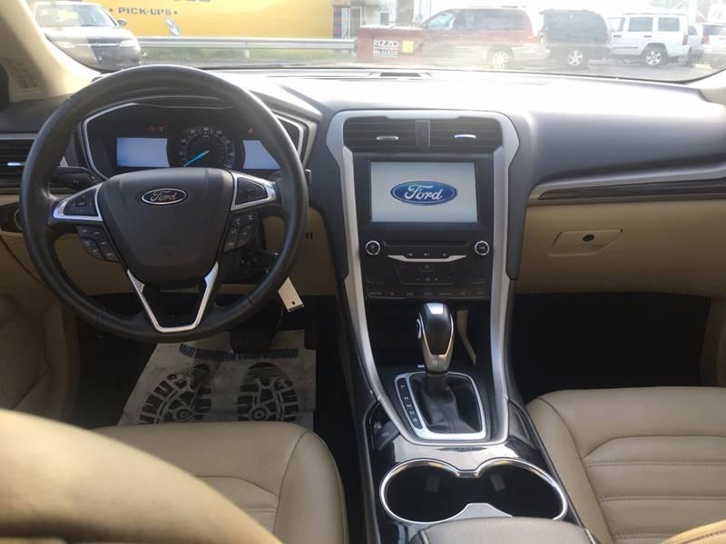 2014 Ford Fusion SE 4dr Sedan - Detroit MI