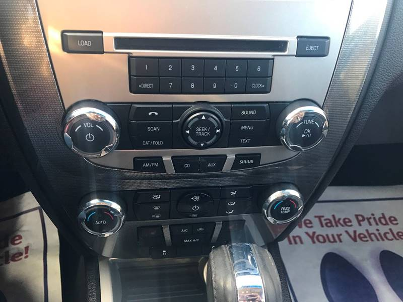 2010 Ford Fusion SEL 4dr Sedan - Detroit MI