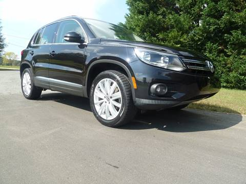 2013 Volkswagen Tiguan for sale in Kernersville, NC