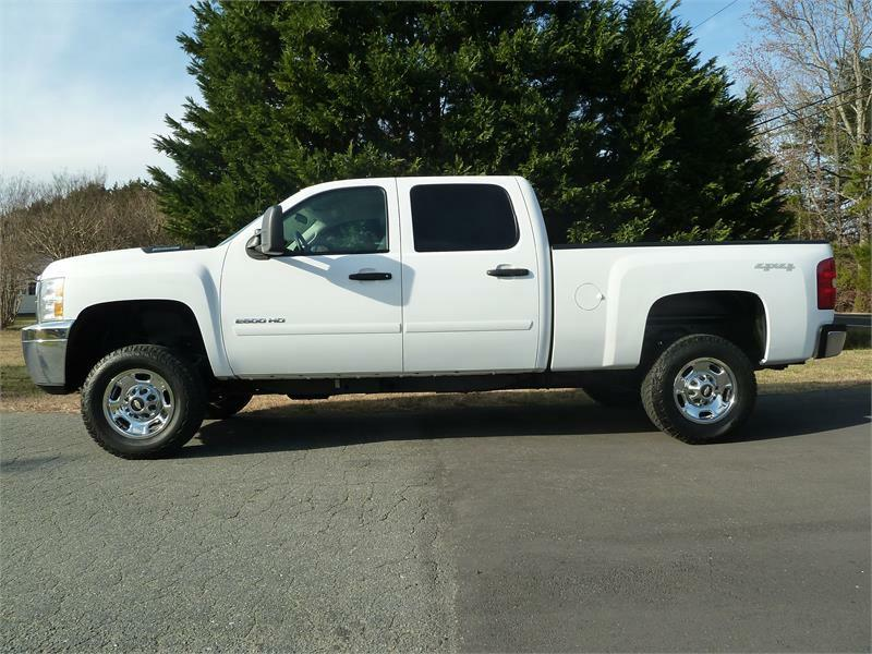 2012 Chevrolet Silverado 2500HD For Sale At CHOICE PRE OWNED AUTO LLC In  Kernersville NC