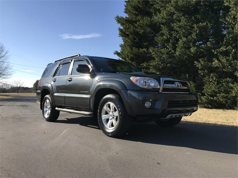 2008 Toyota 4Runner For Sale At CHOICE PRE OWNED AUTO LLC In Kernersville NC