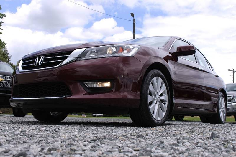 2013 Honda Accord For Sale At CHOICE PRE OWNED AUTO LLC In Kernersville NC