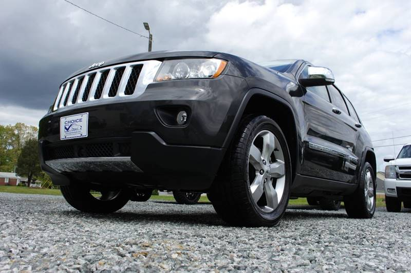2011 Jeep Grand Cherokee For Sale At CHOICE PRE OWNED AUTO LLC In  Kernersville NC