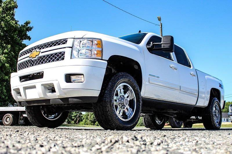 2014 Chevrolet Silverado 2500HD For Sale At CHOICE PRE OWNED AUTO LLC In  Kernersville NC