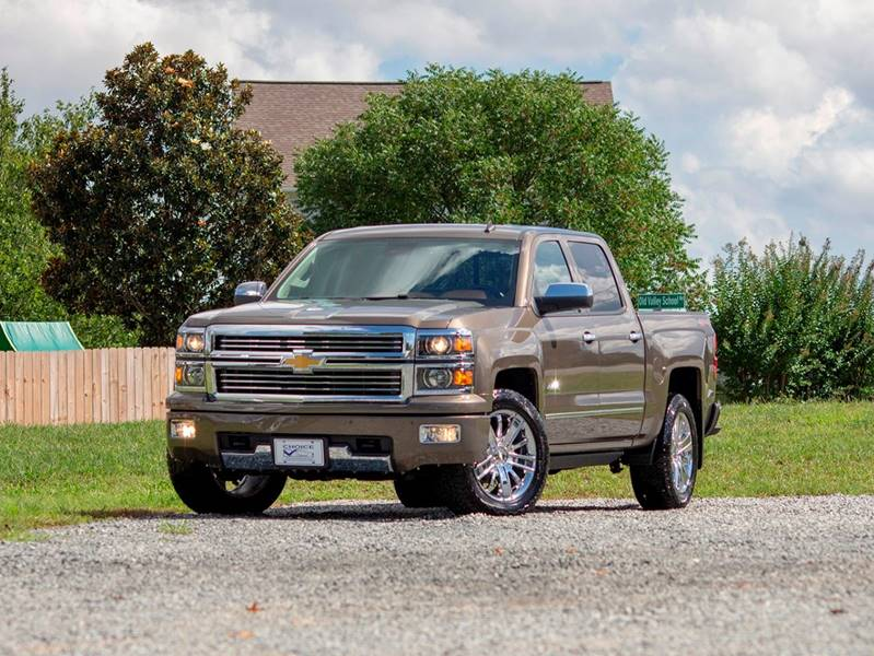 2014 Chevrolet Silverado 1500 For Sale At CHOICE PRE OWNED AUTO LLC In  Kernersville NC
